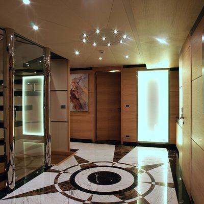 Tatiana Yacht Foyer