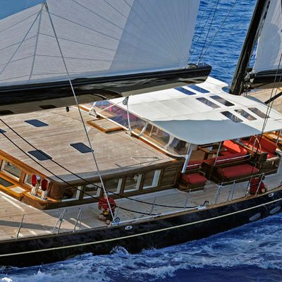 Marie Yacht Decks