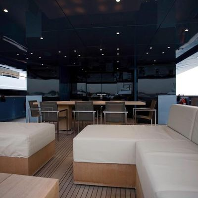 Seakid Yacht Seating Area