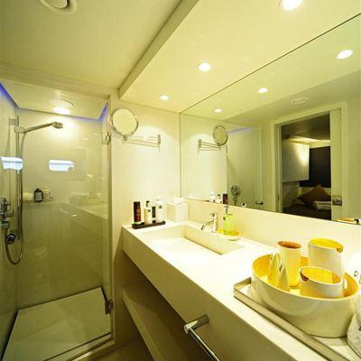 Berzinc Yacht Guest bathroom