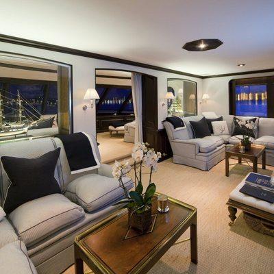 Virginian Yacht Entertainment Lounge