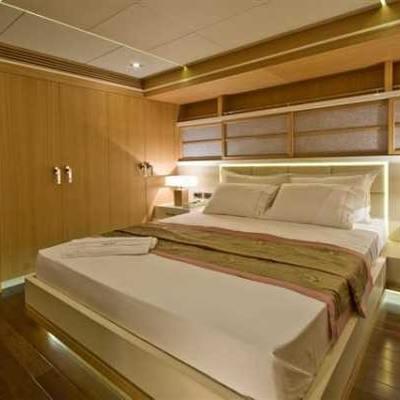 Zelda Yacht Master Stateroom