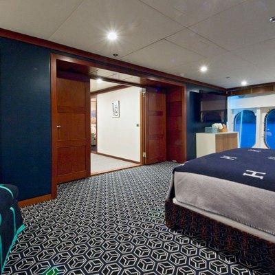 Diamond Yacht Master Stateroom - Evening