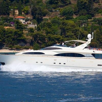 Happy Spirit Yacht Exterior Shot