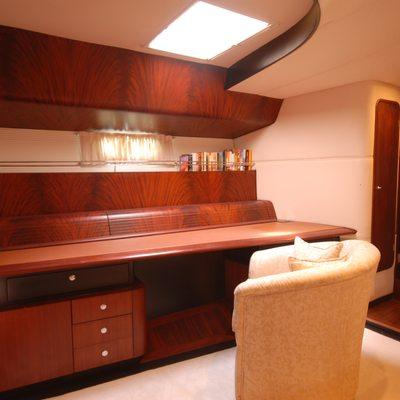 Rosinante of Notika Yacht