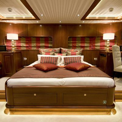 Clear Eyes Yacht Master Stateroom - Overview