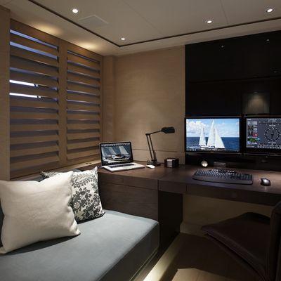 Twizzle Yacht Study Area