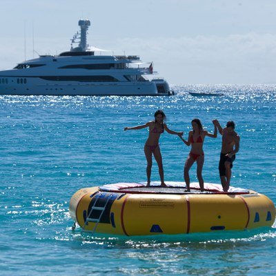 Diamond Yacht Trampoline