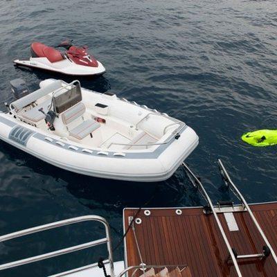 Palm B Yacht Tender