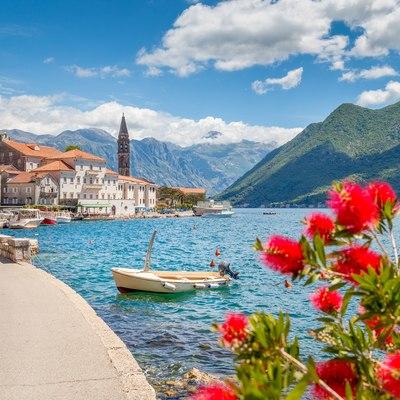 Disembark in Montenegro