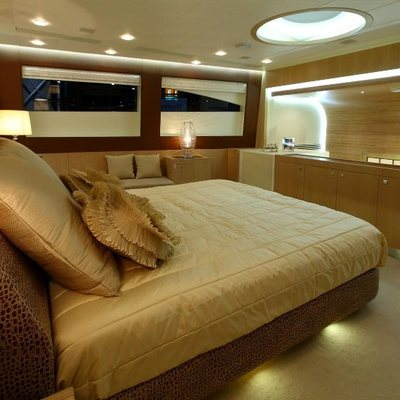 Espresso Yacht Master Stateroom