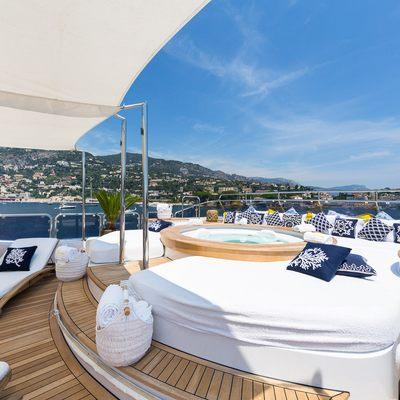 BINA Yacht Charter Price (ex  Kimberly II) - Mondo Marine