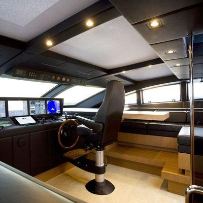 Seakid Yacht Pilothouse