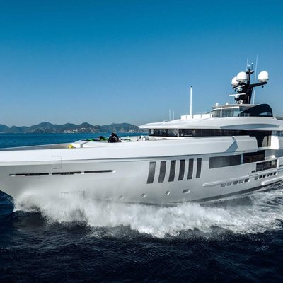 OURANOS Yacht Charter Price - Admiral Yachts Luxury Yacht