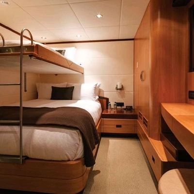 Chosen One Yacht Double with Pullman