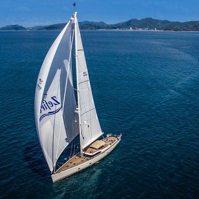 FiftyFifty II Yacht