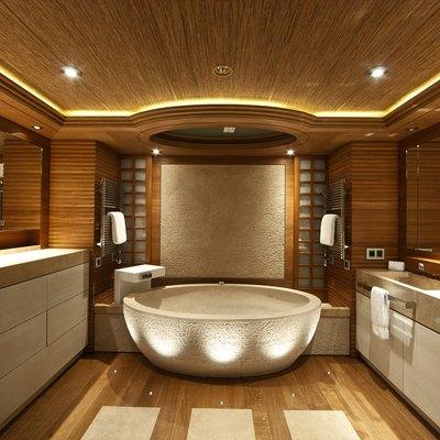Naia Yacht Master Bathroom