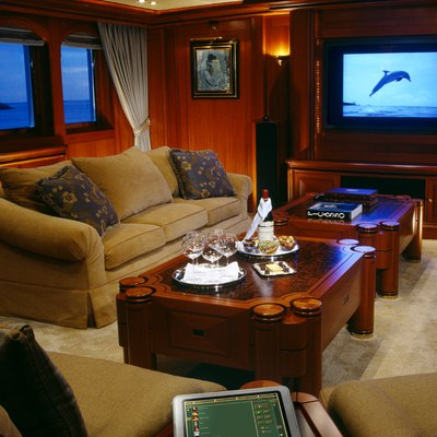 Athena Yacht Private Salon - View 1