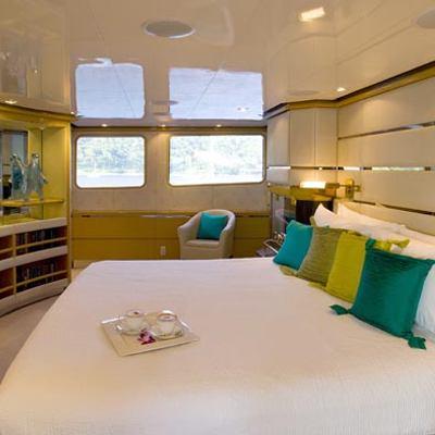 Maverick II Yacht Master Stateroom
