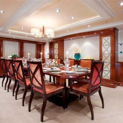 Avalon Yacht Dining Salon