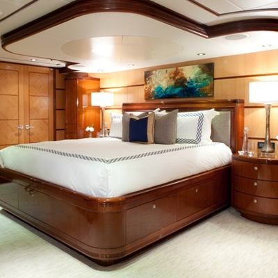 Just Enough Yacht Master Stateroom