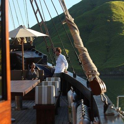 Alila Purnama Yacht