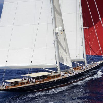 Athos Yacht Profile