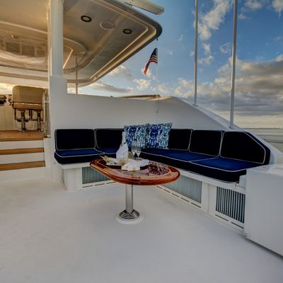 Lady Gray Yacht