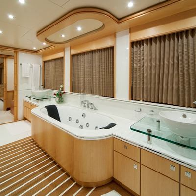 Golden Horn Yacht Master Bathroom