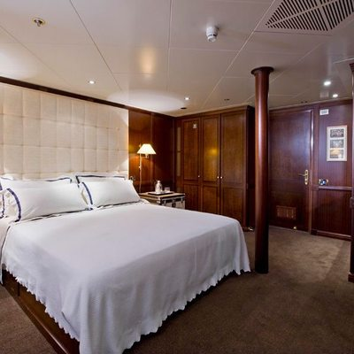 Force Blue Yacht Guest Stateroom