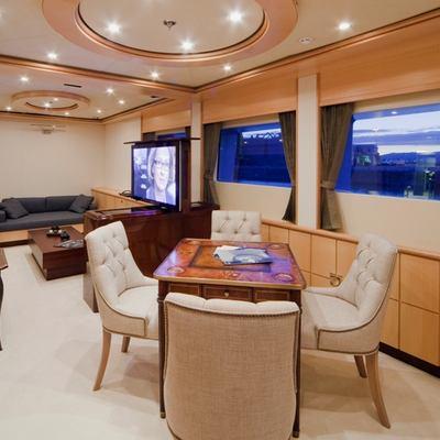Golden Horn Yacht Entertainment Room