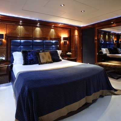 Talisman Maiton Yacht Guest Stateroom