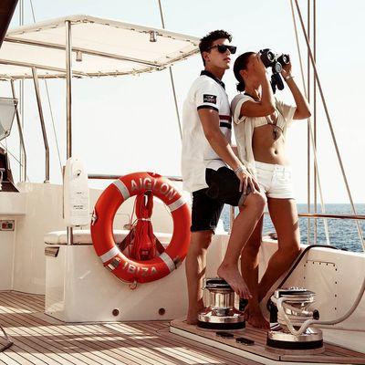 Aiglon Yacht Deck