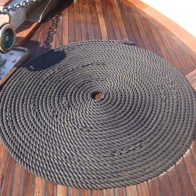 Gem Yacht Detail - Rope
