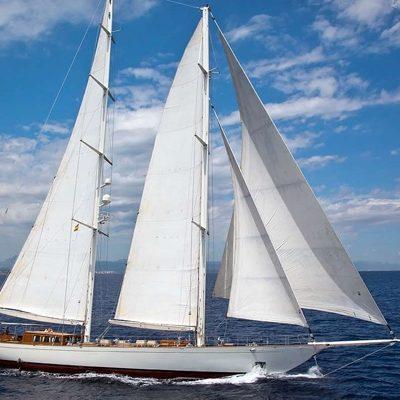 Gweilo Yacht Underway