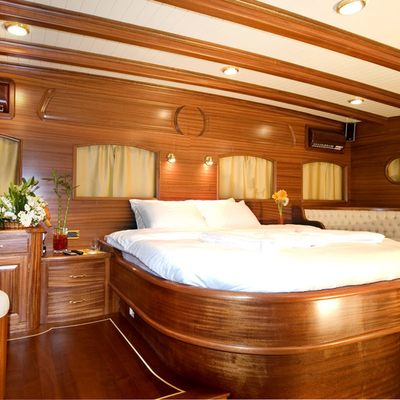 Take It Easier Yacht Master Stateroom