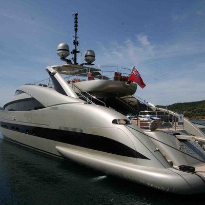 Hooligan II Yacht Stern