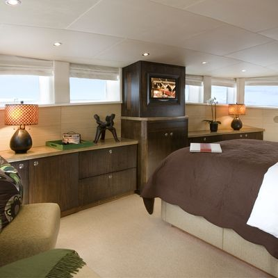 Envy Yacht VIP Stateroom