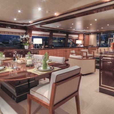 Kadimo's Yacht Formal Dining