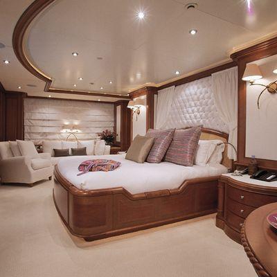 Jo Yacht Master Stateroom