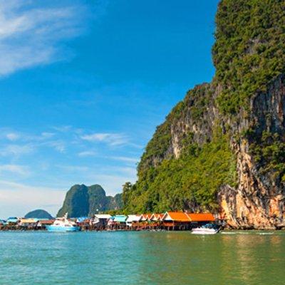 James Bond Island And Koh Panyee