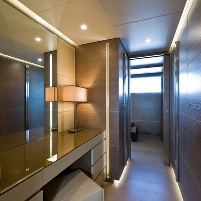 Bliss Easy Yacht Vanity Area