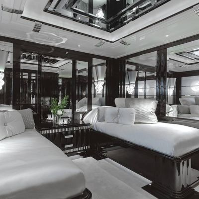 Silver Angel Yacht Twin Stateroom
