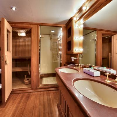 Number Nine Yacht Master Bath