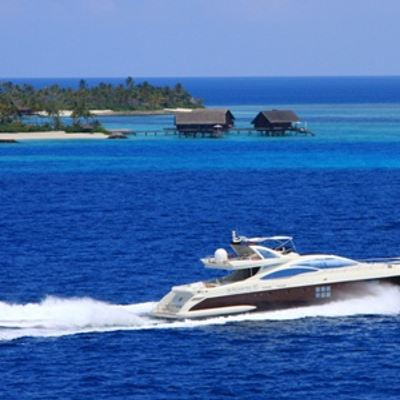 The Sultans Way 007 Yacht