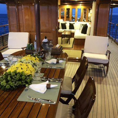 Over The Rainbow Yacht