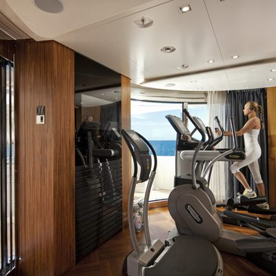 Quite Essential Yacht Gymnasium