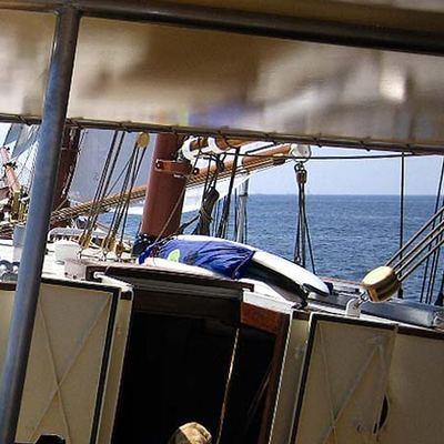Adornate Yacht Deck