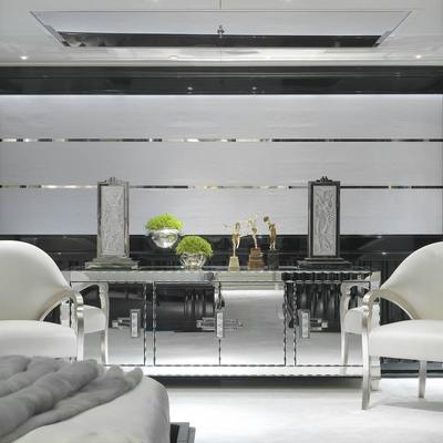 Silver Angel Yacht Private Lounge