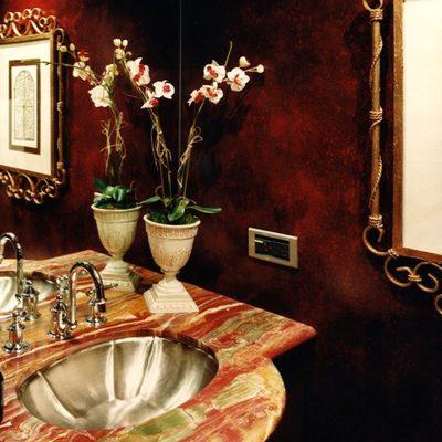 Lagniappe Yacht Bathroom - Detail